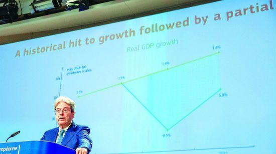 欧盟正在制订前所未有的财政刺激计划