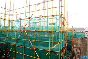 大兴机场噪声区安置房进入地上结构施工阶段