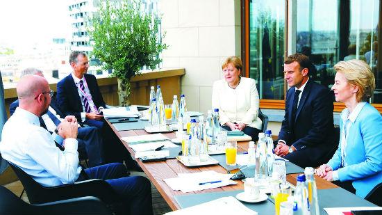 7500亿欧元的恢复基金没能达成一致 欧盟特别峰会进入加时赛