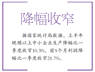 二季度工业复苏 主要经济指标明显改善