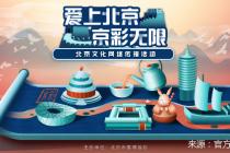 """覆盖短视频、音乐、网络游戏  2020年""""京·彩""""北京文化网络传播活动正式启动"""