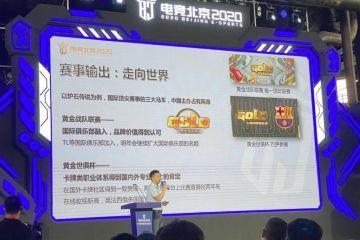 """电竞市场下一步怎么走  """"电竞北京2020""""给了这样的答案"""