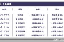 """""""共融·共建·共赢"""" 2020中国电子商务大会今日开幕"""