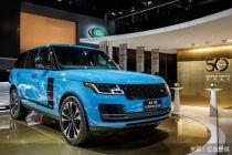 進入中國市場10年 捷豹路虎攜多產品陣容亮相2020北京車展
