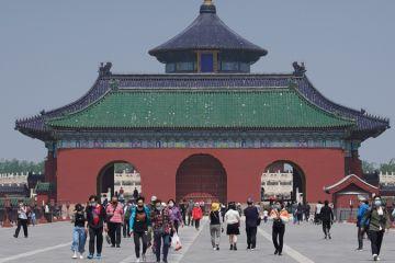 """游客量可达去年九成 北京""""双节""""旅游现爆款"""