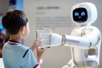 """优必选科技 人工智能教育是最美""""新基建"""""""