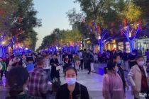 变身网红打卡地   国庆期间北京22个商圈客流回暖86.4%