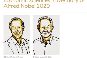 """解锁拍卖理论  2020年诺贝尔经济学奖""""一槌定音"""""""