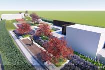 三季有花四季有景 怀柔科学城下月添屋顶花园