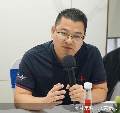 诺贝尔陶瓷广州分公司总经理罗佳