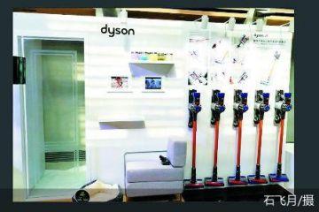 戴森褪色 國產吸塵器機會來了嗎
