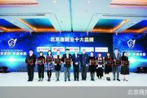 2020年度北京金融业十大品牌
