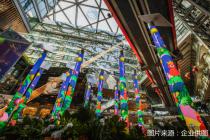 加碼綠色商業 僑福芳草地鞏固新中產消費群體