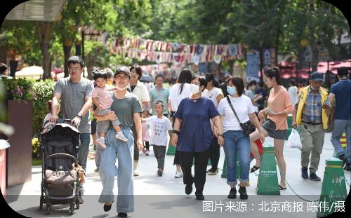 图片来源:北京商报 陈伟/摄