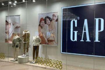 快时尚滑铁卢 Gap或将出售中国区业务