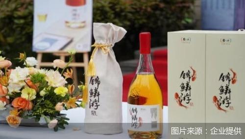 """中粮孔乙己酒业推出高端黄酒""""锦鳞游"""""""