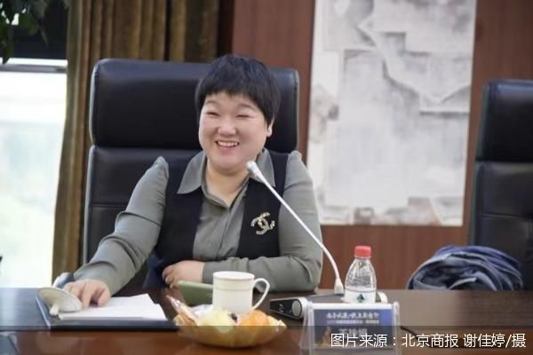 金迪木门总经理王玲娟
