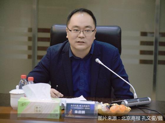 金迪木门品牌总监朱启鹏