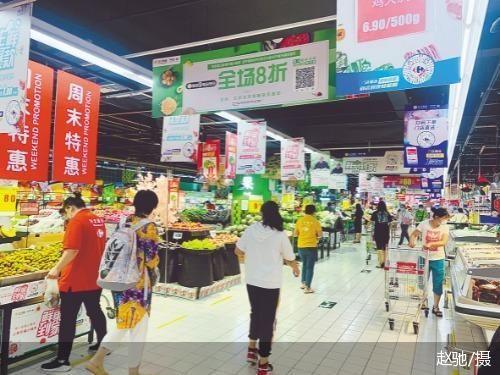 社区团购倒逼实体超市加速变革 不断地优化商品和服务