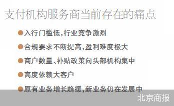 """新三板上市的支付服务商 逃不开股票""""无人问津""""的宿命"""