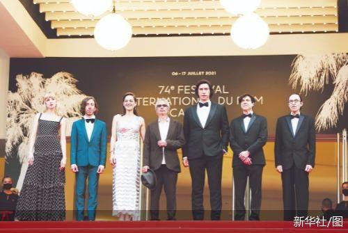 第74届法国戛纳国际电影节开幕 本届戛纳电影节共12天