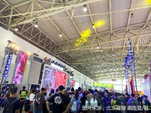 图片来源:北京商报 蔺雨葳/摄