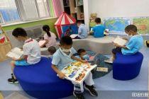 读绘本、做运动  参加首期北京官办暑期托管的孩子们都在干什么