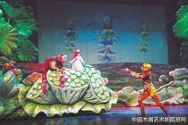 木偶剧《拇指姑娘与青蛙王子》将童话搬上舞台
