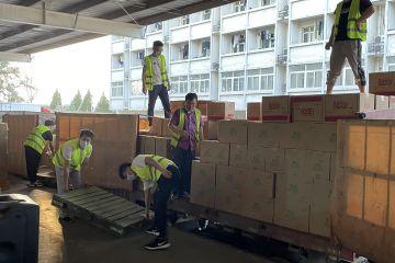 物美集团紧急调配1000万元生活物资驰援河南