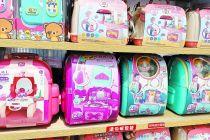 赚一半利润,玩具盒里的儿童化妆品安全吗