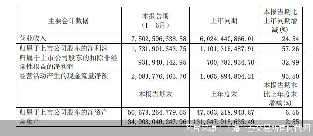 图片来源:上海证券交易所官网截图