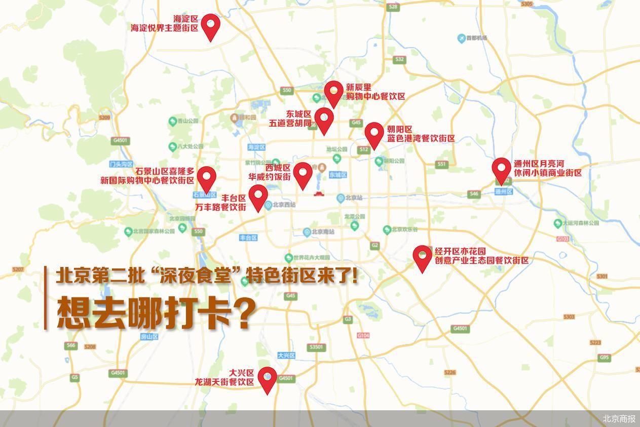 """2021北京餐饮品牌大会开幕 首发""""生活服务业动态地图"""""""