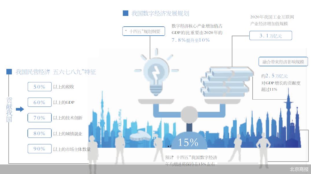 如何发挥民营经济在数字经济中的作用呢?
