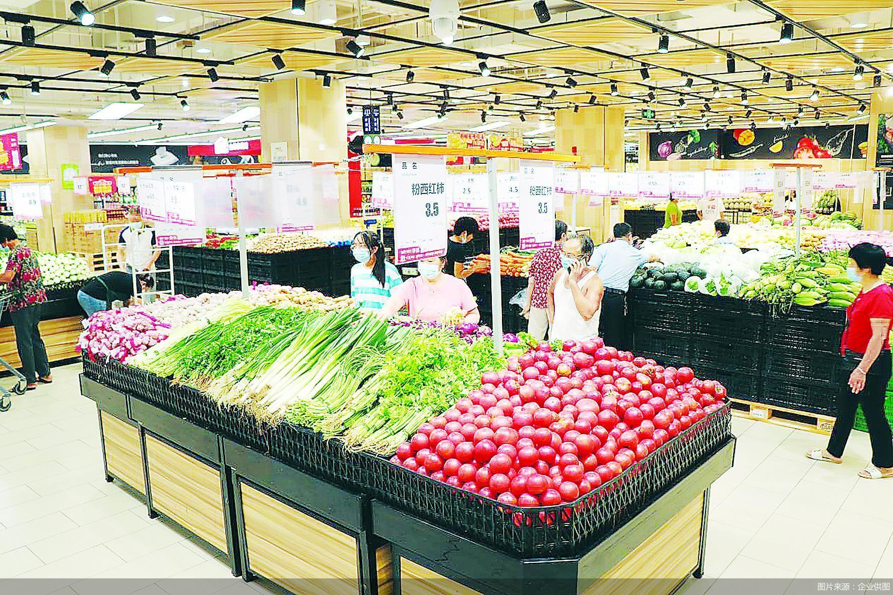 国内零售市场高速变化 永辉超市想要盘活生鲜这盘棋有待考验